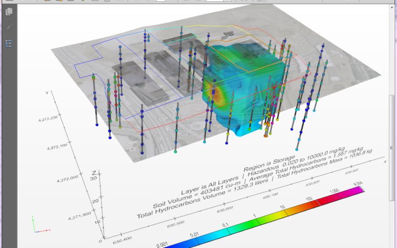 PDF3D Provides Access to the Fourth Dimension in C Tech's New 4D Visualisation Tool