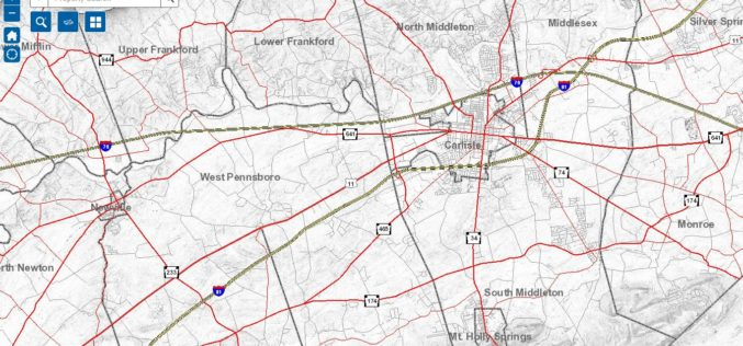 Cumberland County Launches New Property Mapper Application