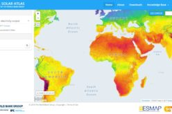 New World Bank Tool Helps Map Solar Potential