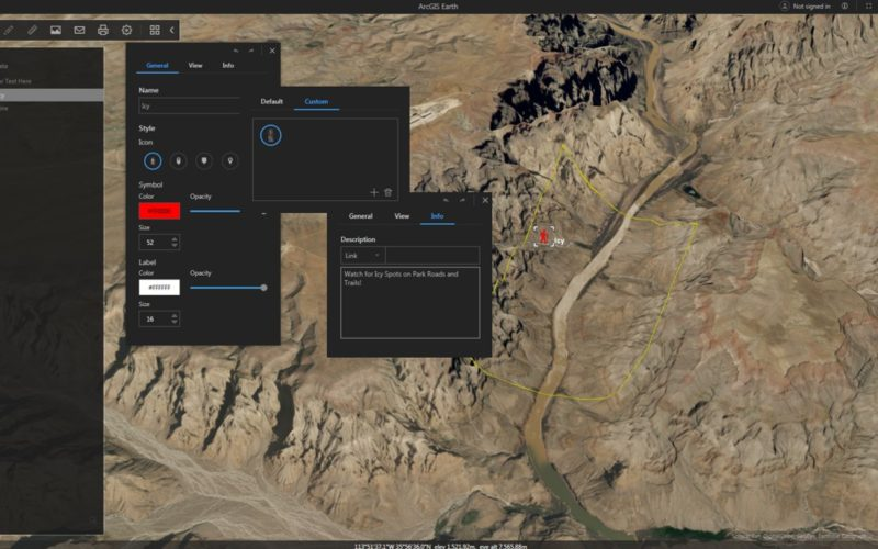 Download for Free – Esri Release ArcGIS Earth 1.4