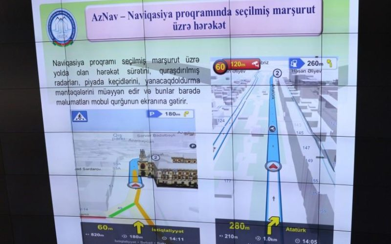 Azerbaijan Launches First National Navigation System – AzNav