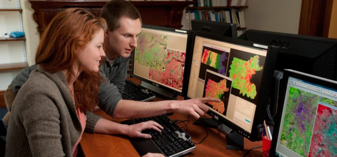 Gender Data in GIS Helps Reduces Climate Change Impacts