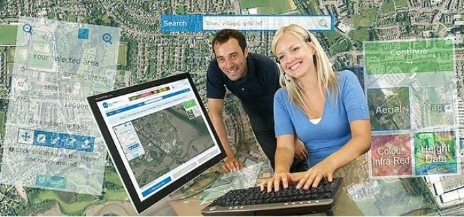 Bluesky Launches New Online Resource for Geographic Information of Ireland