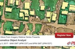 PCI Geomatics Webinar: Geomatica Object Analyst