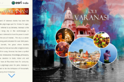 Varanasi the Spiritual Capital of India – a Journey Through Esri Story Map