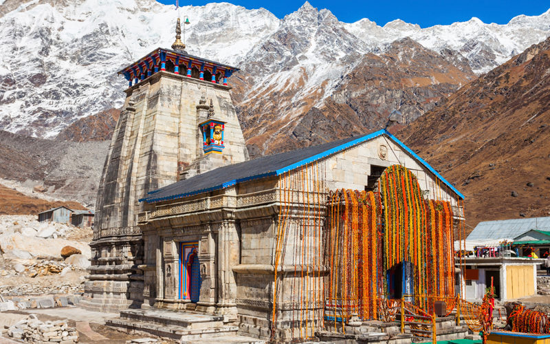 Satellite Mapping of Kedarnath to Boost Tourism