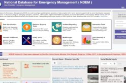 ISRO Released National Database for Emergency Management (NDEM) Version 3.0 Released