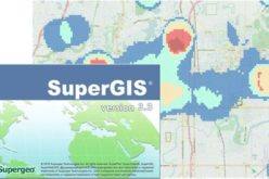 Supergeo Releases the Latest Update of SuperGIS Desktop 3.3