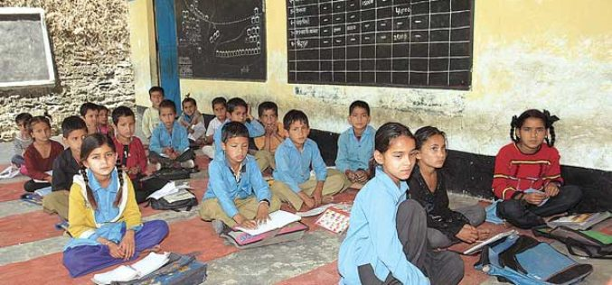 Uttar Pradesh: New Government Schools Only After GIS Mapping