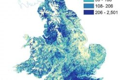 Bluesky Tree Map of Britain Used to Create First High Res Maps of Allergenic Pollen-Producing Plants