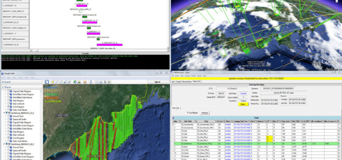 Cloud-Enabled Constellation Planning From Orbit Logic