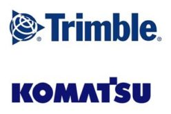 Trimble and Komatsu Collaborate to Improve Interoperability for Mixed Fleet Earthworks Customers