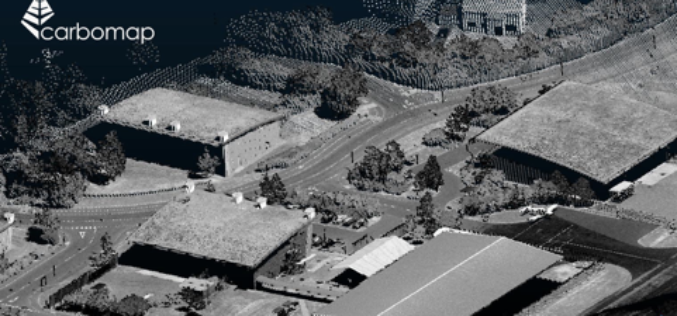 Carbomap Ready to Map the World with Advanced LiDAR  on High Performance UAV