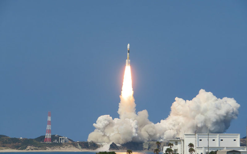 Japan Successfully Launches 4th Satellite of Quasi-Zenith Satellite System (QZSS)