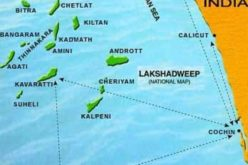 Uninhabited Lakshadweep Island Vanishes, Study using GIS & Remote Sensing