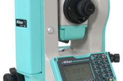Nikon NPL-322+ Total Station, Available in Both Reflectorless and Prism-only Versions