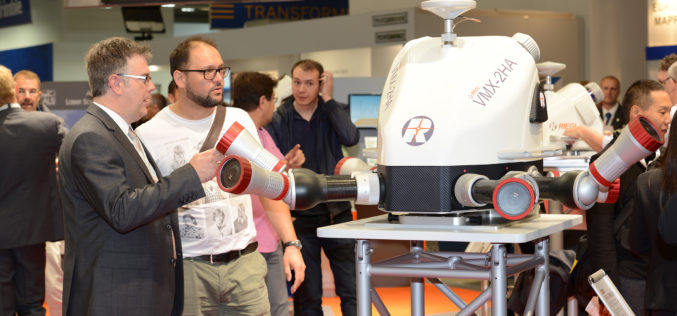 RIEGL Announces Significant Product News at Intergeo 2017