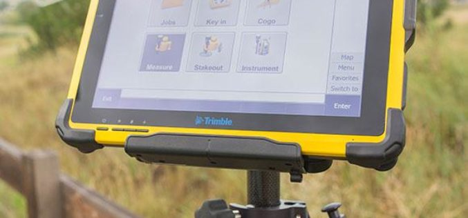 Trimble Introduces High-Performance T10 Tablet for Geospatial Field Applications