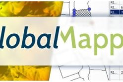 Global Mapper v.19 Now Available with New Attribute Table Editor and Interactive Hillshade Rendering