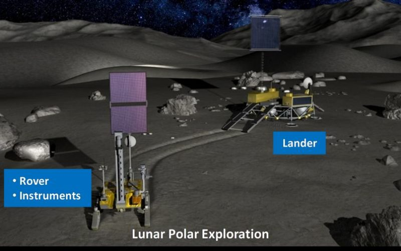 JAXA and ISRO Signs Implementation Arrangement of Joint Lunar Polar Exploration