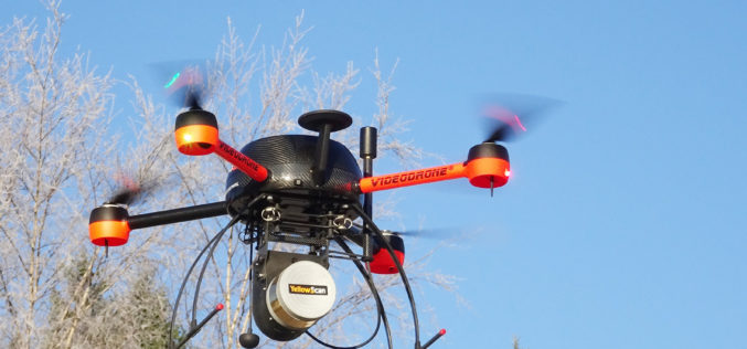 Unmanned Aerial Vehicles (UAVs) Have Arrived as A Reliable Geospatial Technology