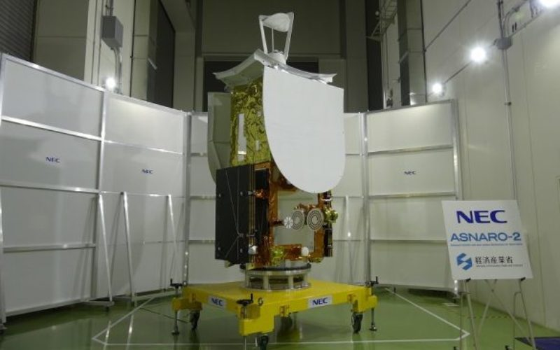 "Japan Successfully Launches Small Radar Imaging Satellite ""ASNARO-2"""