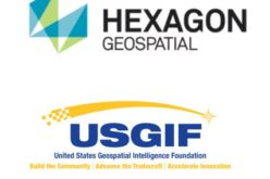 Hexagon Geospatial Signs Partnership Agreement with USGIF