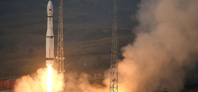 China Launches 2 Remote Sensing Satellites