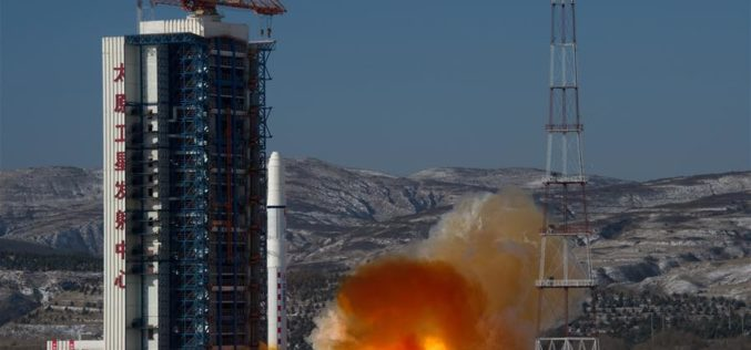 China Launches Two SuperView-1 Remote Sensing Satellites