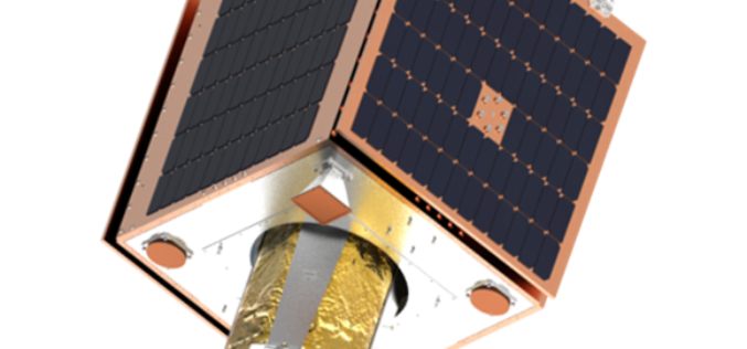 Earth-i Launches Prototype of World's First Full-colour, Full-motion Video Satellite Constellation