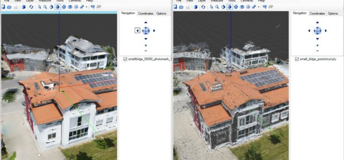 ICAROS Uses TatukGIS SDK to Develop Integrated Aerial Geospatial Data Viewer