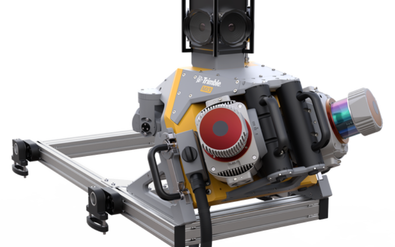Trimble Announces New MX9 Mobile Mapping System for Surveying, Engineering and Geospatial Professionals