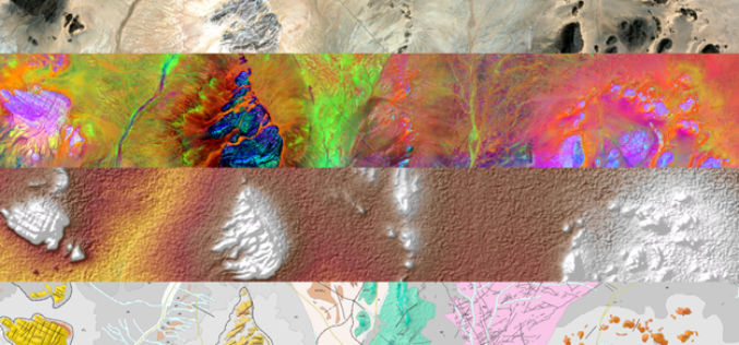 Sentinel-1 and Sentinel-2 Missions Helping to Map Minerals in Africa