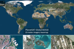 PlanetObserver Announces Release of PlanetSAT Global Imagery Basemap Version #2018
