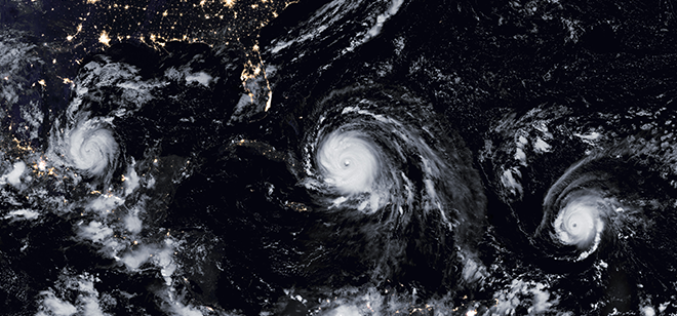 NASA ARSET Training: Monitoring Tropical Storms for Emergency Preparedness