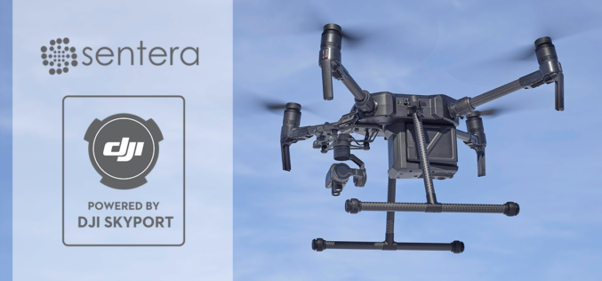 Sentera Integrates High-Precision AGX710 Sensor with Dji Matrice 200 Series Industrial Drones