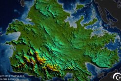 TCarta Delivers Satellite-Derived Land/Sea Floor Surface Models  for Caribbean Disaster Recovery