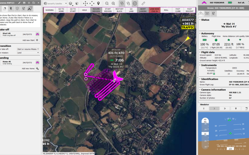 senseFly takes drone flight planning & management to next level with release of eMotion 3.5