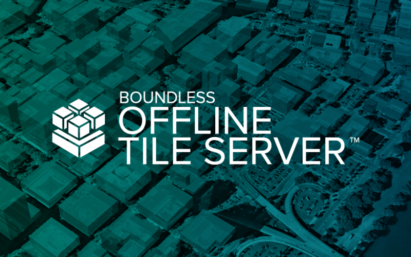 Boundless Introduces New Lightweight, Portable, Offline Basemap Server