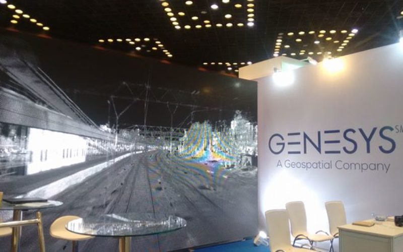 Genesys International Corporation Ltd Bags Prestigious TAPI Mapping Project Using LIDAR
