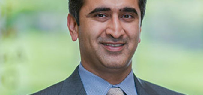 Amar Nayegandhi Appointed to Director of ASPRS LiDAR Division