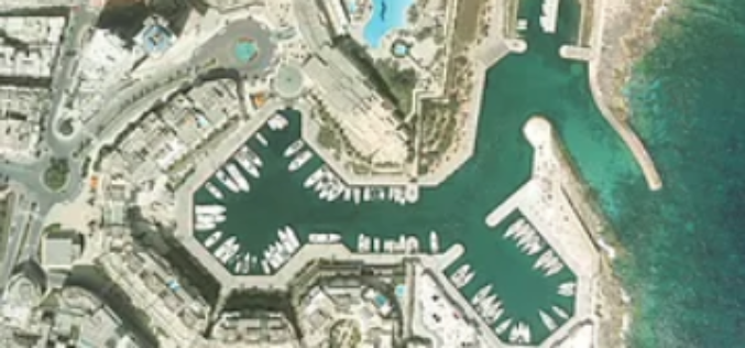LiDAR Aerial Photo Bluesky Aerial Survey Helps Malta Develop GeoSpatial Infrastructure