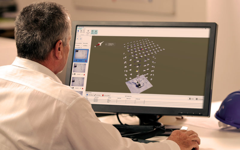 Topcon Introduces New Software for UAV Inspection Applications