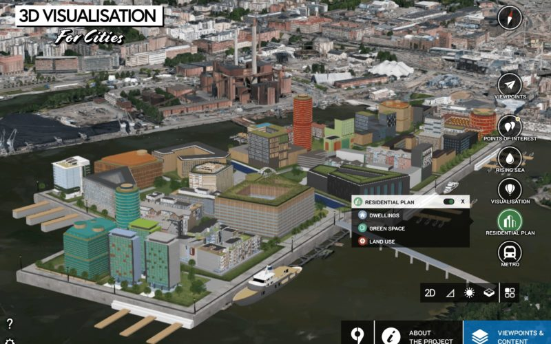Urban Redevelopment and The Use of Geospatial Technologies
