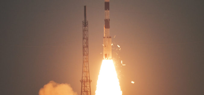 ISRO Successfully Launches Cartosat-3 and 13 Commercial Nanosatellites