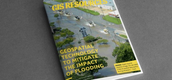 Download Free – First Edition of GIS Resources Magazine