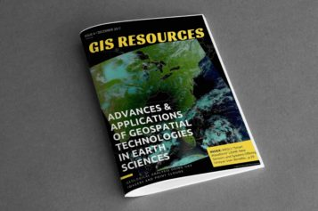 4th Edition of GIS Resources Magazine: Advances & Applications of Geospatial Technologies in Earth Sciences