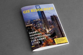 2nd Edition of GIS Resources Magazine: Smart Mapping Technologies for Smart Cities – Download it Now!