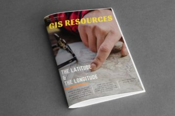 GIS Resources Magazine (Issue 1 | March 2018): The Latitude & The Longitude