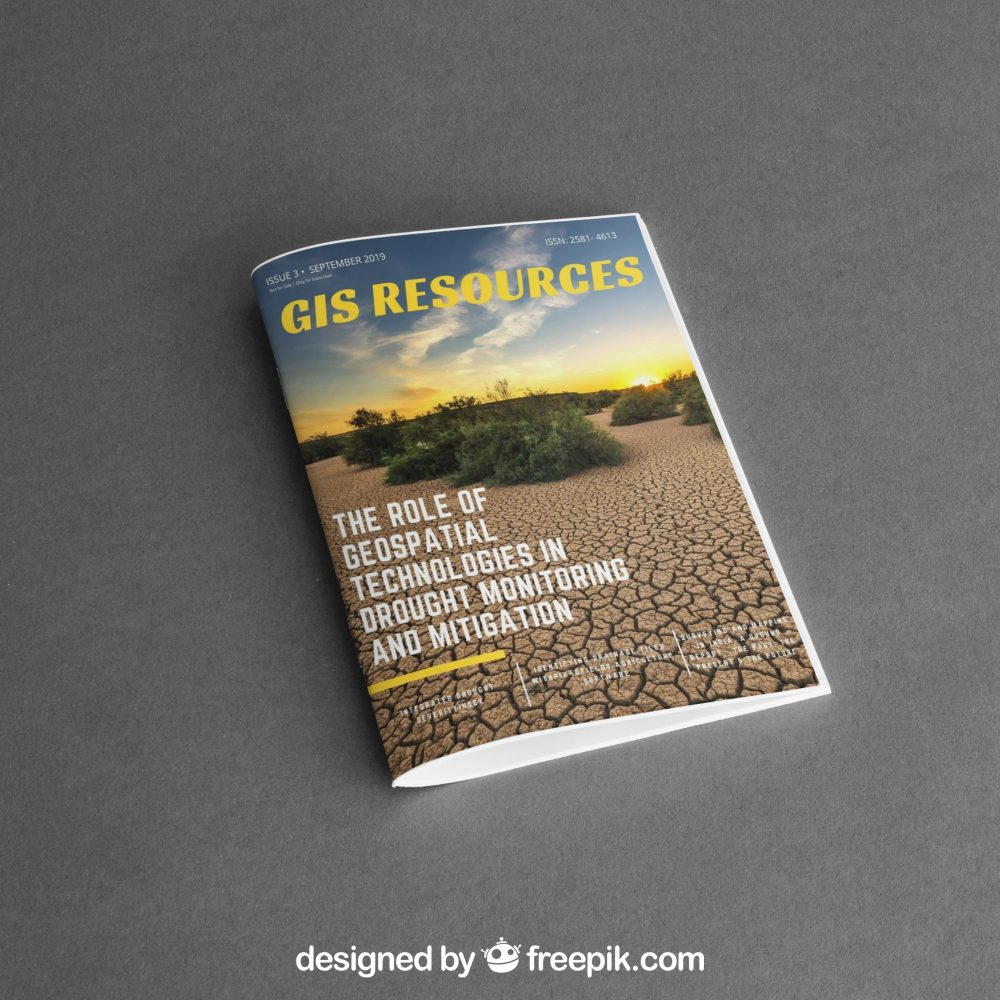 GIS-Resources-Magazine-Issue3-September2019-DROUGHT MONITORING AND MITIGATION
